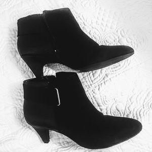 Alfani Vandela bootie black stepFlex 8m